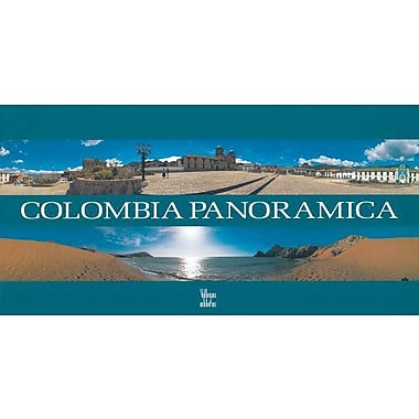 Colombia panoramica, Used Book (9789589393390)