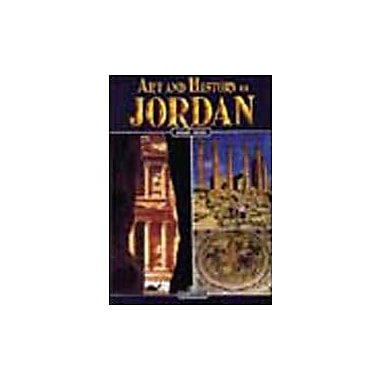 The Art and History of Jordan, New Book (9788880294160)