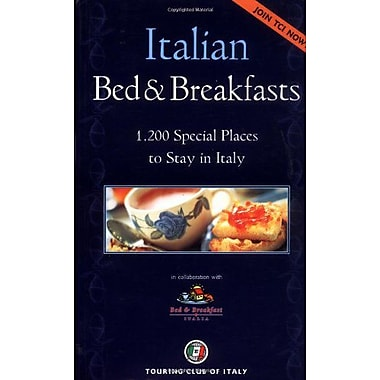 Italian Bed and Breakfasts: 1,200 Special Places to Stay in Italy (Dolce Vita), Used Book (9788836529018)