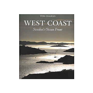 West Coast; Sweden's Ocean Front, Used Book (9789189204430)