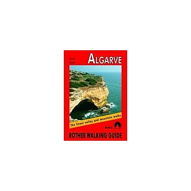 Algarve: The Finest Valley and Mountain Walks - ROTH.E4825 (Rother Walking Guides - Europe), Used Book (9783763348251)