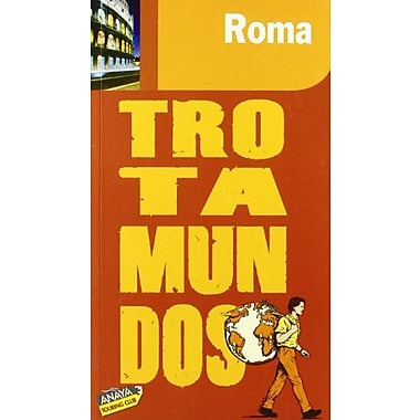 Roma/ Rome (Spanish Edition), Used Book (9788475255392)