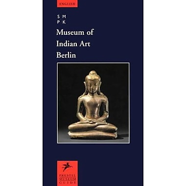 Museum of Indian Art, Berlin (Museum Guides.......Large Format), Used Book (9783791324616)