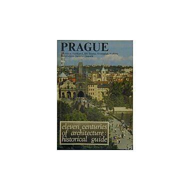 Prague: Eleven Centuries of Architecture, New Book (9788090000315)