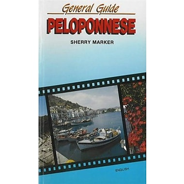 Peloponnese: General Guide, New Book (9789602260357)