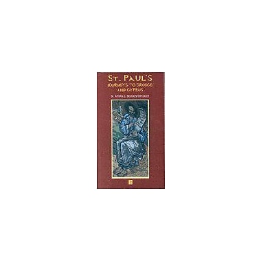 St. Paul's Journeys to Greece and Cyprus, Used Book (9789602263860)