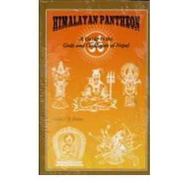 Himalayan Pantheon: A Guide to the Gods and Goddesses of Nepal (9788173031250)