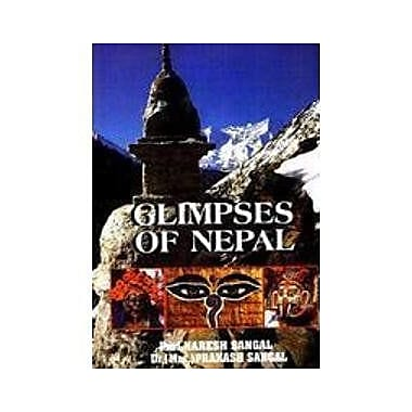 Glimpses of Nepal, New Book (9788170249627)