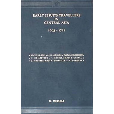 Early Jesuit Travellers in Central Asia (1603-1721) (9788120607415)