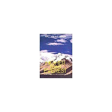 Higher than Everest: Memoirs of a mountaineer, Used Book (9788171672929)