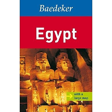 Egypt Baedeker Guide (Baedeker Guides), New Book (9783829764759)