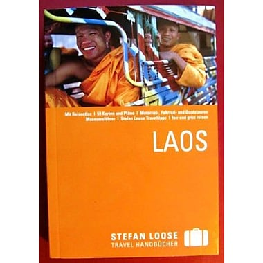 Laos, Used Book (9783770161799)