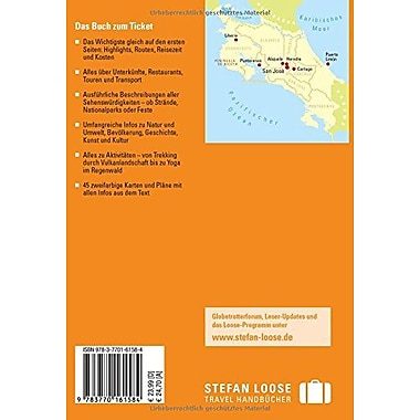 Costa Rica, New Book (9783770161584)