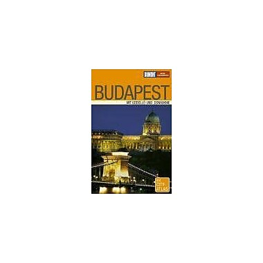 Budapest., Used Book (9783770157044)