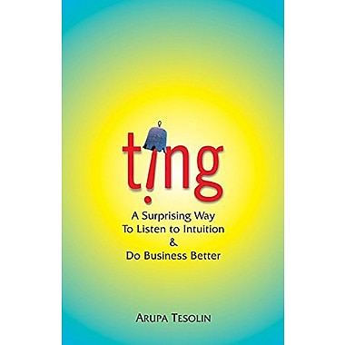 Ting: A Surprising Way to Listen to Intuition & Do Business Better, Used Book (9788183280457)