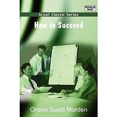 How to Succeed, Used Book (9788132046363)