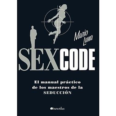 Sex Code (Spanish Edition), New Book (9788497634915)