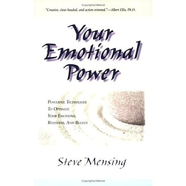 Your Emotional Power:Powerful Techniques to Optimize Your Emotions, Behavior, and Beliefs, New Book (9788190457200)