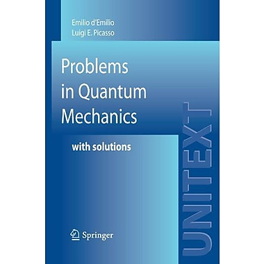 Problems in Quantum Mechanics: with Solutions (UNITEXT), Used Book (9788847023055)