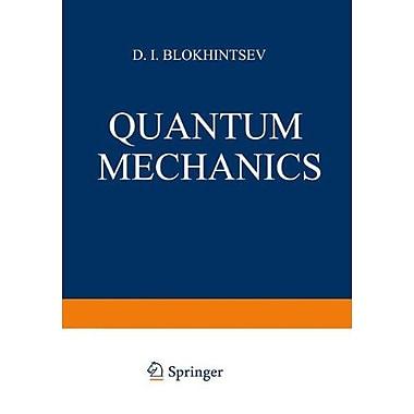 Quantum Mechanics (9789027701046)