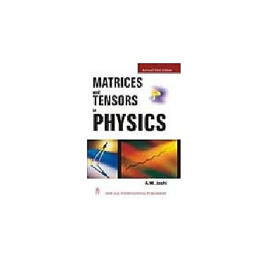 Matrices and Tensors in Physics, Used Book (9788122405637)