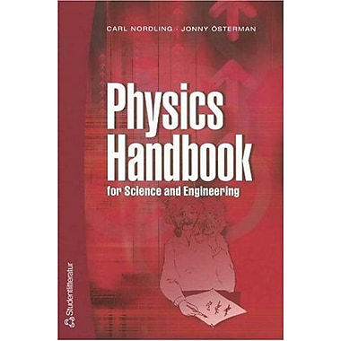 Physics Handbook for Science and Engineering (9789144031521)