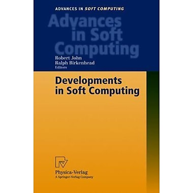 Developments in Soft Computing (Advances in Intelligent and Soft Computing), Used Book (9783790813616)
