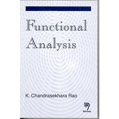 Functional Analysis, Used Book (9788173191992)