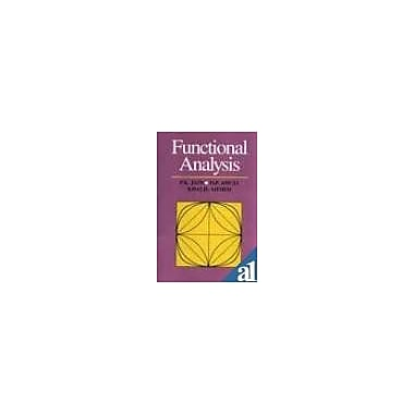 Functional Analysis, Used Book (9788122408010)