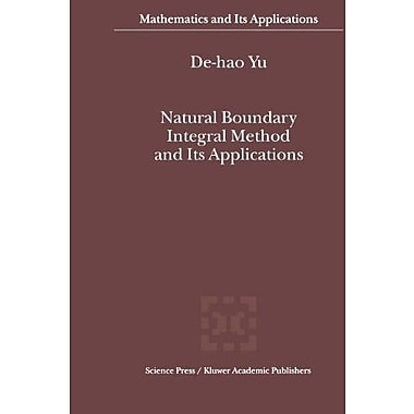 Natural Boundary Integral Method and Its Applications (Mathematics and Its Applications), New Book (9789048159482)