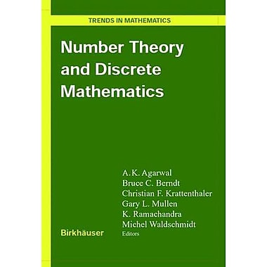 Number Theory and Discrete Mathematics (Trends in Mathematics), New Book (9783764367206)