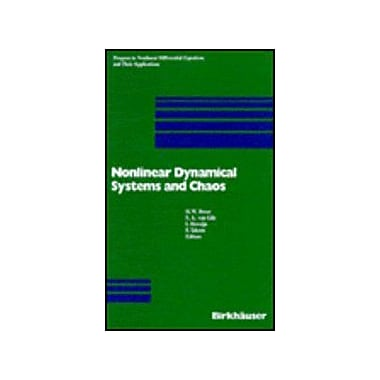 Nonlinear Dynamical Systems and Chaos (Progress in Nonlinear Differential Equations and Their Applications), Used(9783764353469)
