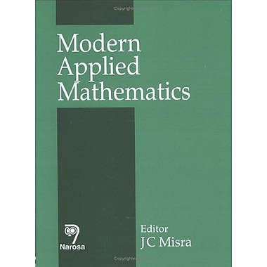 Modern Applied Mathematics, New Book (9788173194924)
