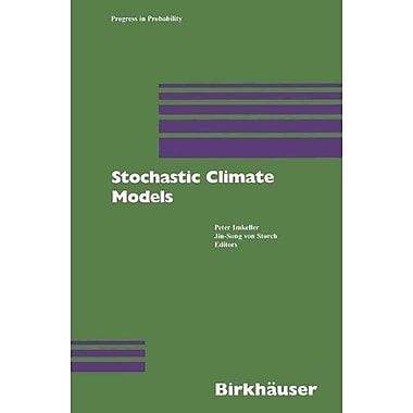 Stochastic Climate Models (Progress in Probability) (v. 49), Used Book (9783764365202)