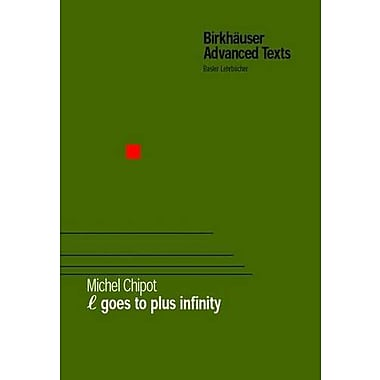 L Goes to Plus Infinity (Birkhauser Advanced Texts), Used Book (9783764366469)
