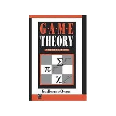 GAME THEORY, Used Book (9788131202845)