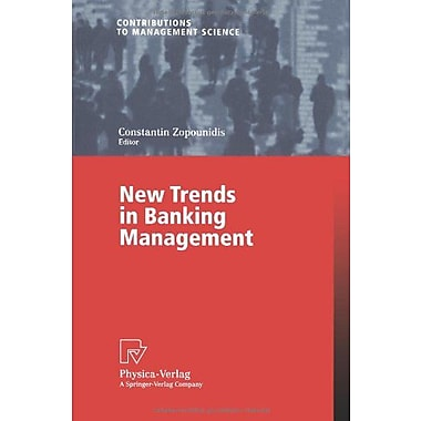 New Trends in Banking Management, Used Book (9783790814880)