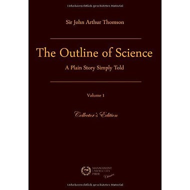 The Outline Of Science: A Plain Story Simply Told, New Book (9783981216257)