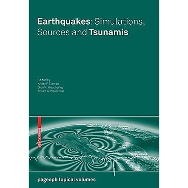 Earthquakes: Simulations, Sources and Tsunamis (Pageoph Topical Volumes), Used Book (9783764387563)