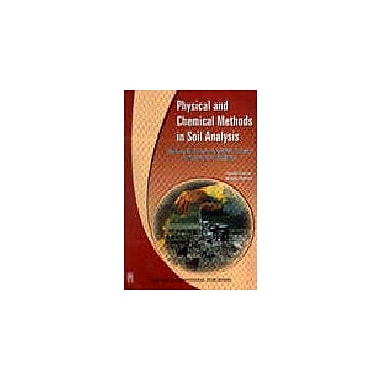 Physical and Chemical Methods in Soil Analysis, New Book (9788122415735)
