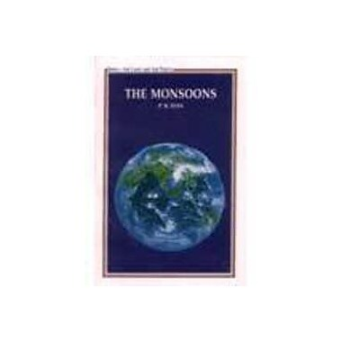 The monsoons (India, the land and the people), Used Book (9788123711232)