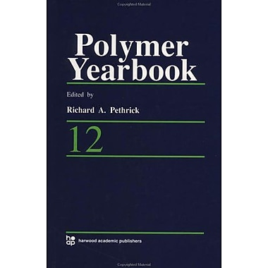 Polymer Yearbook 12 (No. 12), Used Book (9783718657124)