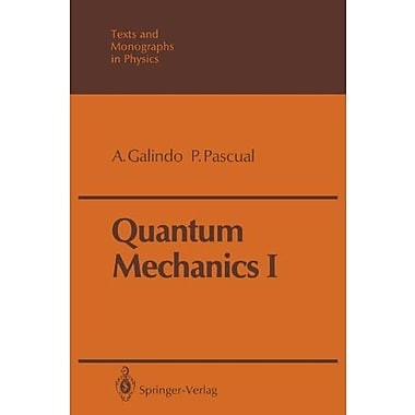 Quantum Mechanics I (Theoretical and Mathematical Physics), New Book (9783642838569)
