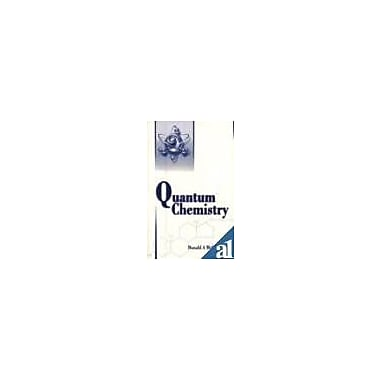 Quantum Chemistry (9788176494236)
