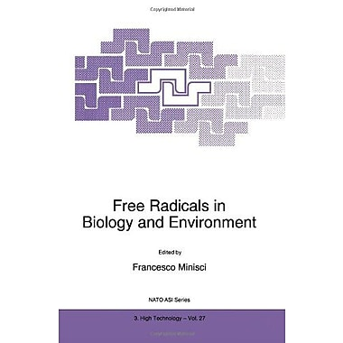 Free Radicals in Biology and Environment (Nato Science Partnership Subseries: 3), New Book (9789048148318)