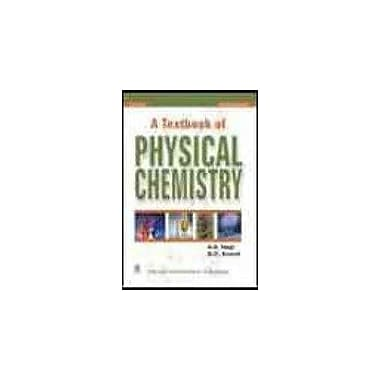 A Textbook of Physical Chemistry, New Book (9788122420050)