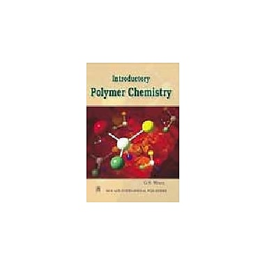Introductory Polymer Chemistry, Used Book (9788122404715)