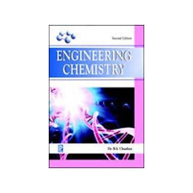Engineering Chemistry, New Book (9788131802939)