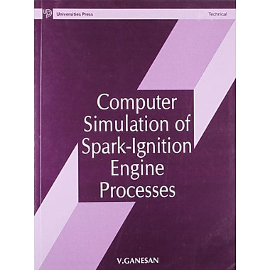 Computer Simulation of Spark-Ignition Engine Processes, Used Book (9788173710155)