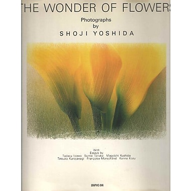 Wonder of Flowers, New Book (9784766105605)
